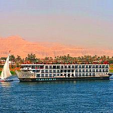 NILE RIVER CRUISE SHIPS & Nile Cruise Tours | Selected ...